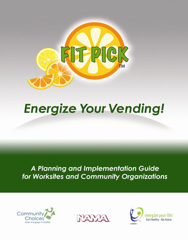 How to Implement Healthy Vending