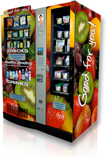 What Products to Stock in a Healthy Vending Machine?