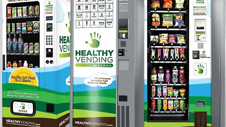 How to Start a Healthy Vending Business