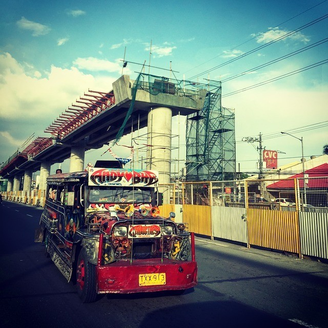 jeepneys mode of transportation in the Philipines