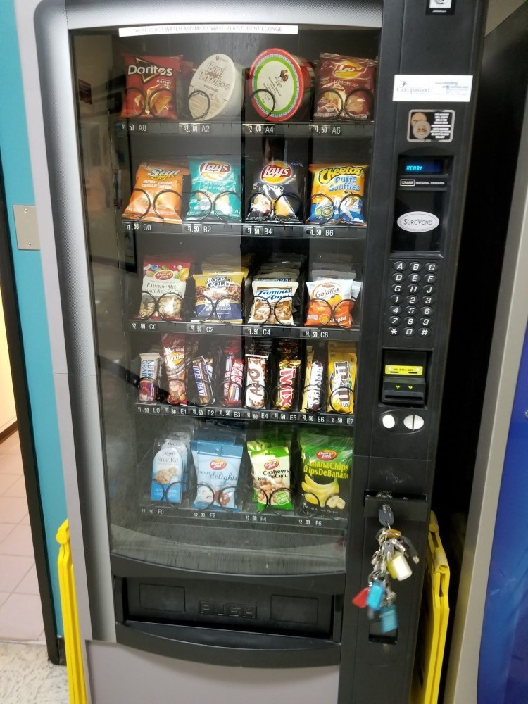 Classical Problem On Most Vending Machine