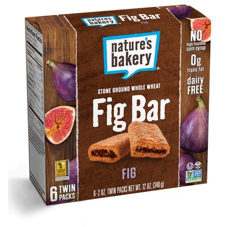 healthy fig bar