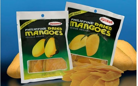philippine dried mangoes