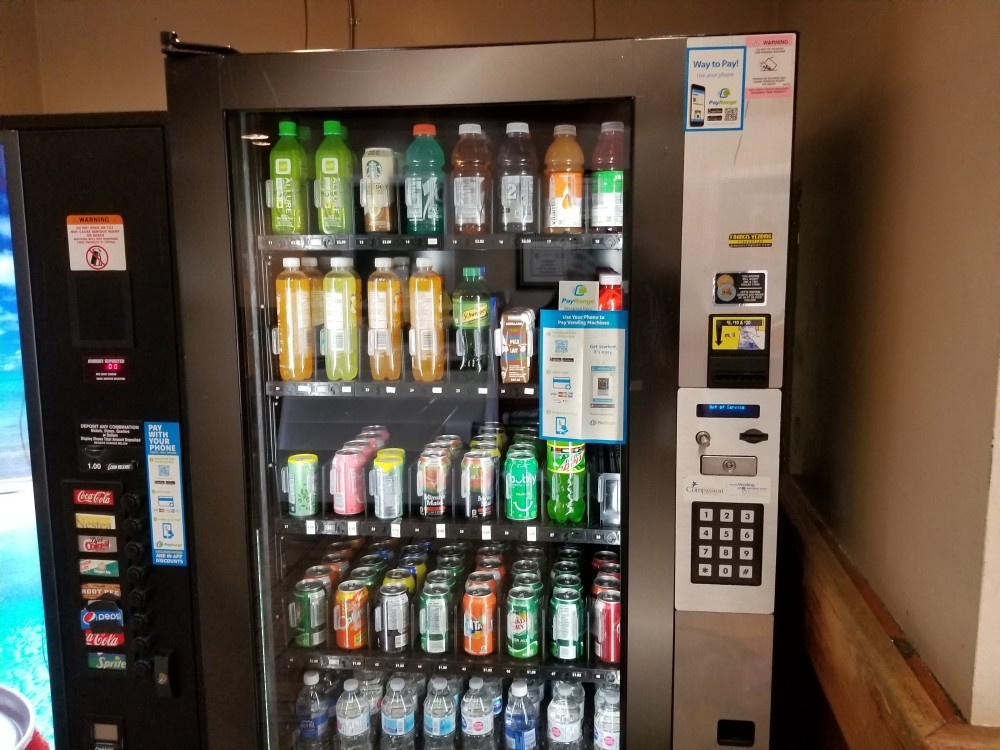 How to buy a vending machine